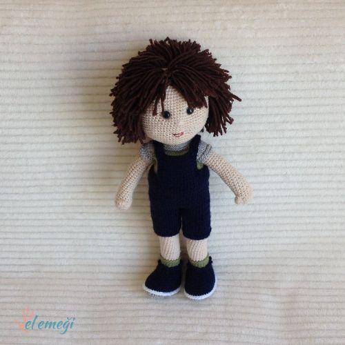 Amigurumi Hırka ve Şapka Yapılışı-Amigurumi Crochet Cardigan and ... | 500x500