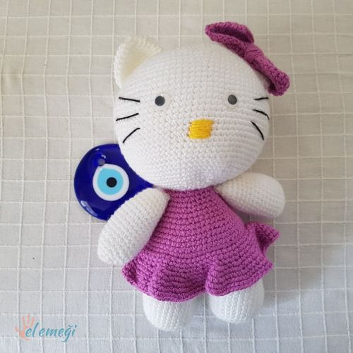 Sold Amigurumi Hello Kitty in Örnekköy Mahallesi - letgo | 500x500